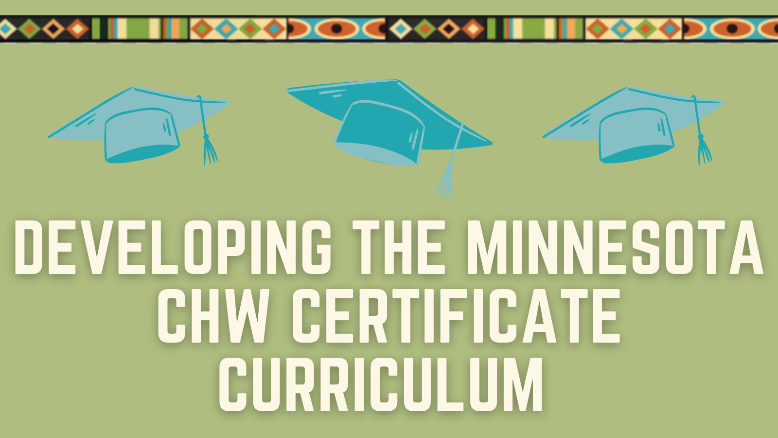 CHW Curriculum