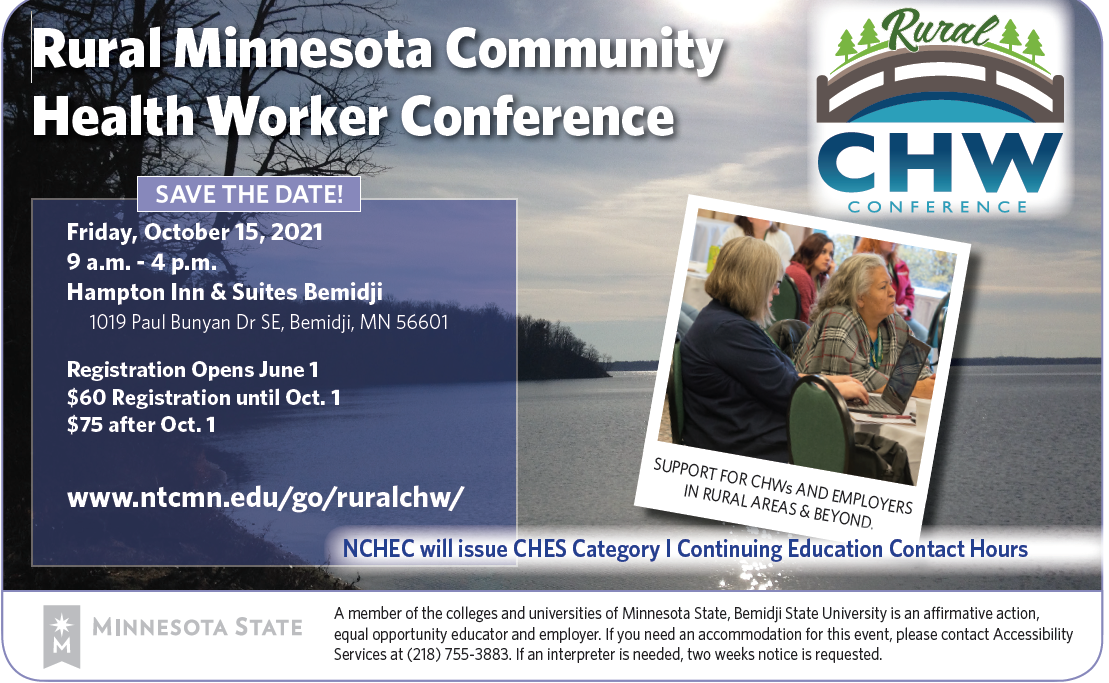 Rural CHW Conference