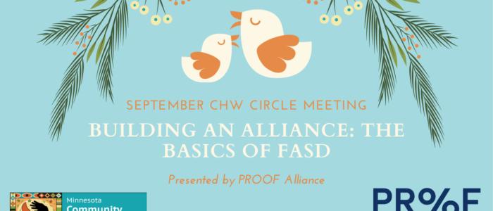 September CHW Circle