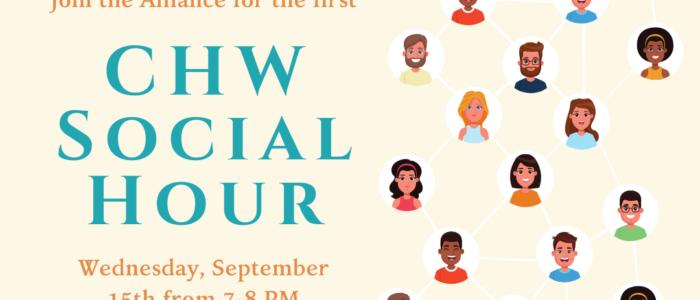 CHW Social Hour